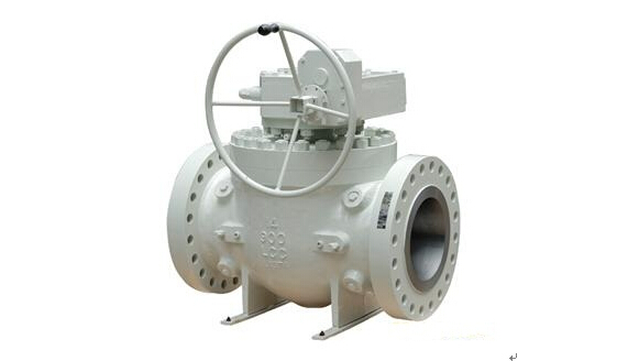 Flanged Ends Top-entry Cast Steel Ball Valve